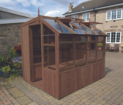 Swallow (GB) Ltd - Jay Potting Shed