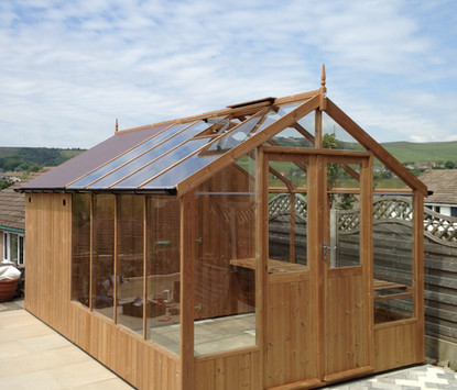 Swallow (GB) Ltd - Combination shed