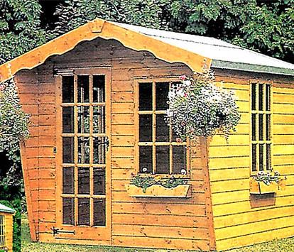Topwood Nightingale Summerhouse