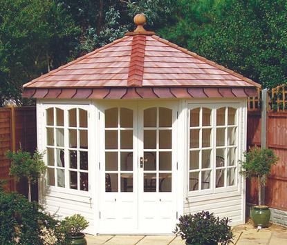 Malvern Cottage Range - The Clifton