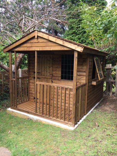Topwood Osprey Shed / Summerhouse