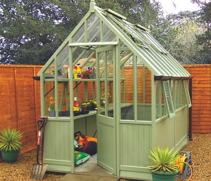 Malvern Cottage Range - The Victorian Greenhouse