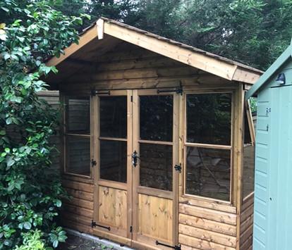 Topwood Swift Apex Summerhouse