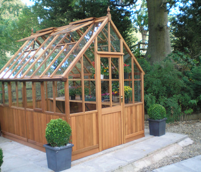 Malvern Cottage Range - The Victorian Greenhouse