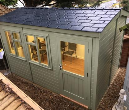 Breckland Garden Studio - Apex