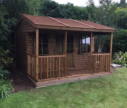 Topwood Housemartin Summerhouse