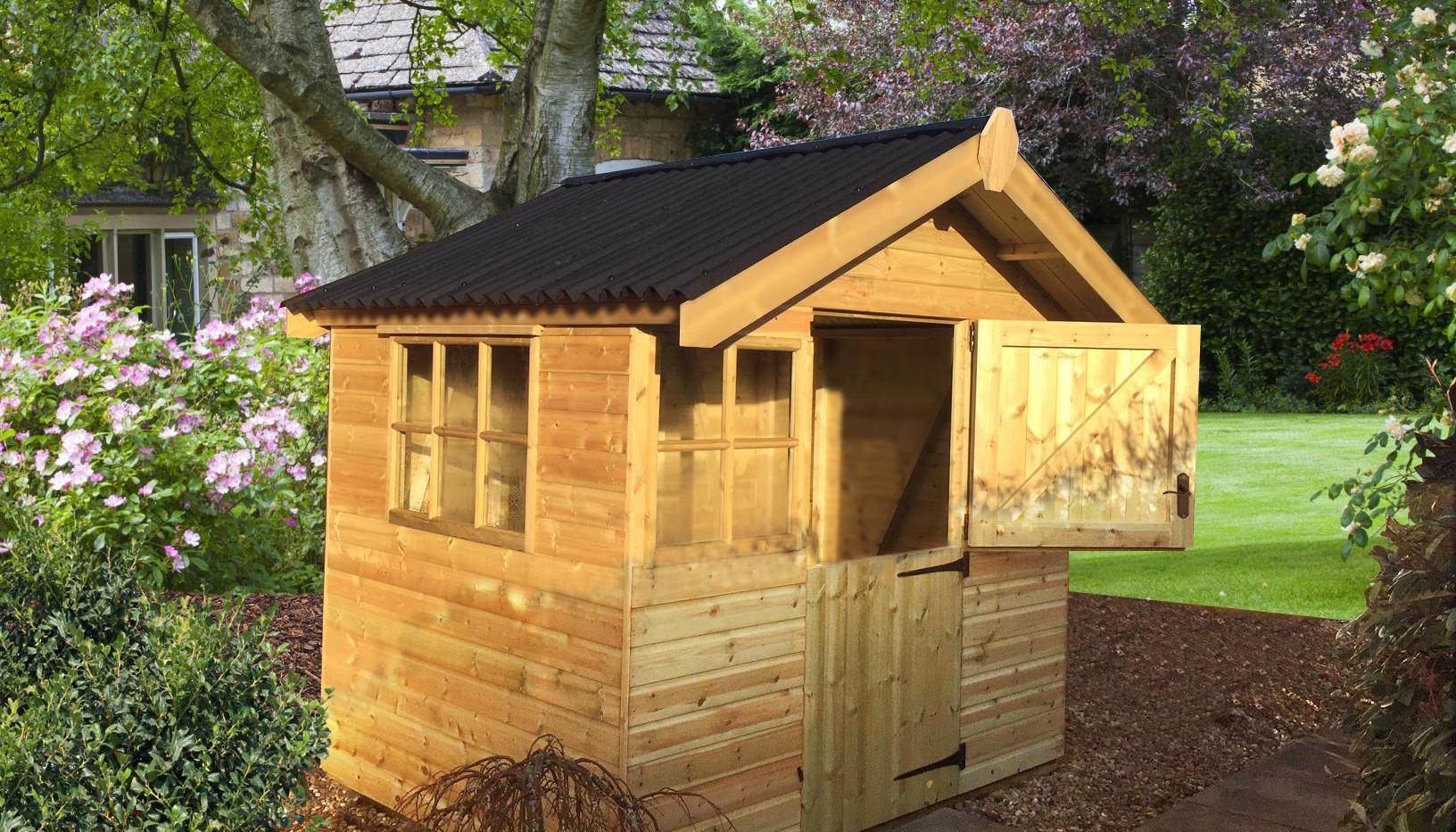 Malvern Ludlow Shed / Summerhouse Conversion