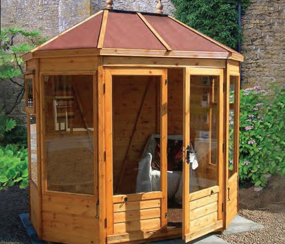 Malvern Gazebo Octagonal Summerhouse