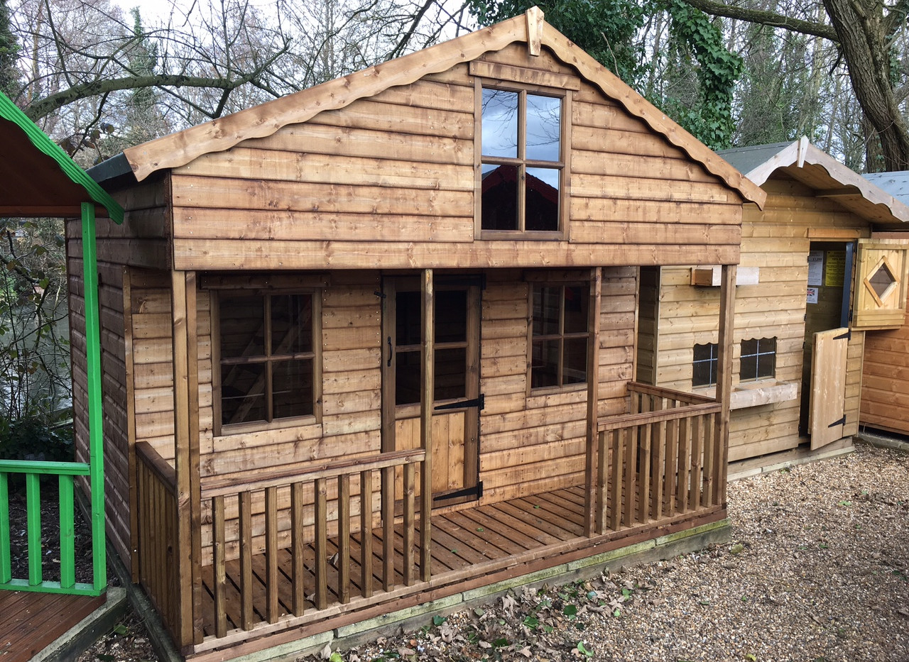 Topwood Manor House 2-storey Playhouse