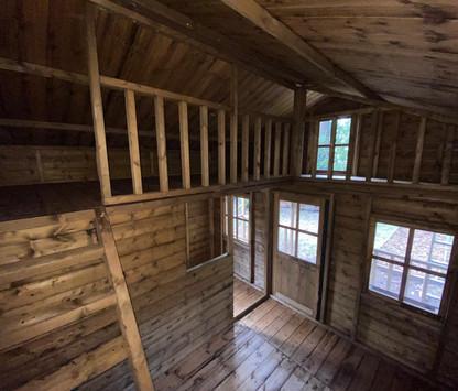 Topwood Manor House 2-storey Playhouse