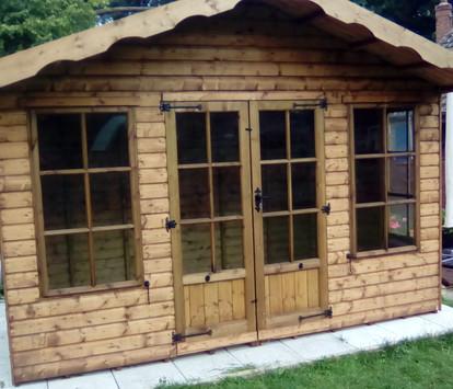 Topwood Nuthatch Summerhouse