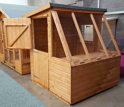 Albany Dual 6 x 6 Potting Shed