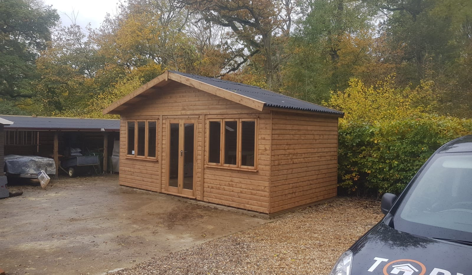 Bourne Storage Building - Workshop / Garage / Office