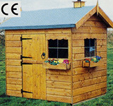 Topwood Wendy House 1-storey Playhouse