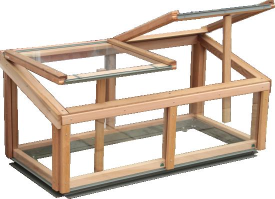 Alton Cedar Cold Frames