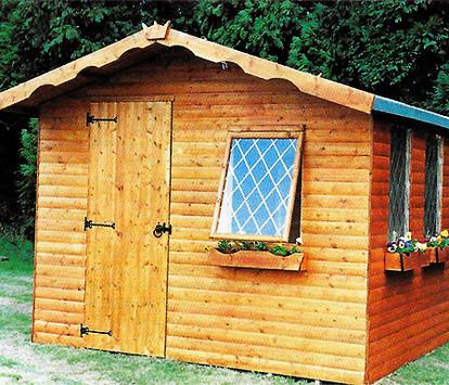 Topwood Raven Summerhouse
