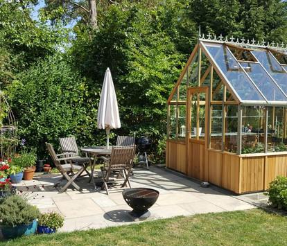 Alton Victorian Greenhouses - Cheltenham HB