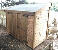 Breckland Mini Shed