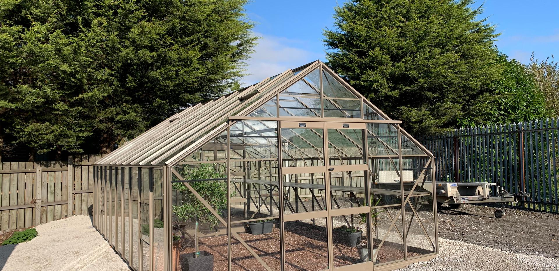 Elite Greenhouses - Classique 12'5 Wide