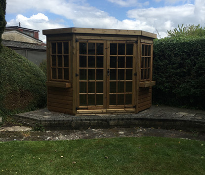 Topwood Dove Corner Summerhouse