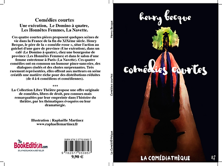 Illustation Comédiathèque Création Agence Raphaëlle Martinez