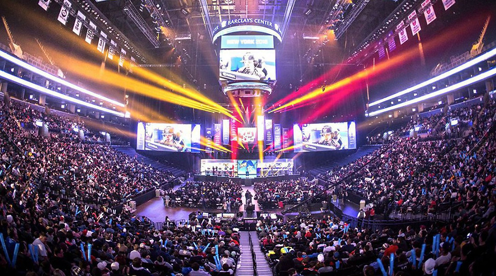 Overwatch League Finals, New York, Activision Blizzard Esports