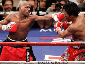 """If cable hits 60 percent of total sales and Mayweather-Pacquiao winds up doing 5.625 million,"