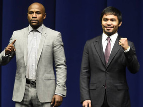 MAYWEATHER-PACQUIAO NEGOTIATED WITH RECORD