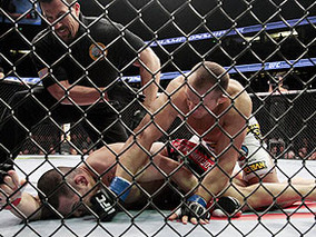 AGREEMENT BETWEEN TV CHANNELS AND UFC BECOMES BILLION DOLLAR BUSINESS IN BRAZIL