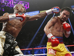 FLOYD MAYWEATHER VS MANNY PACQUIAO OFFICIAL PAY PER VIEW NUMBERS ARE STAGGERING