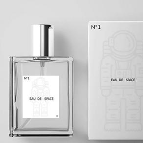 """Eau De Space: A Perfume that smells of""""Space"""""""
