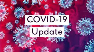 COVID-19 update.