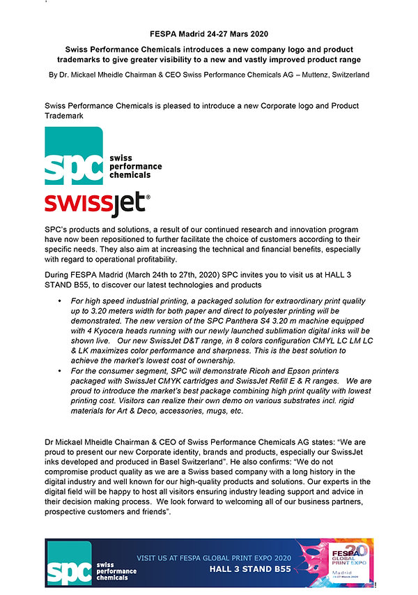 SPC PR FESPA Madrid 2020 - MIckael 3.1 1