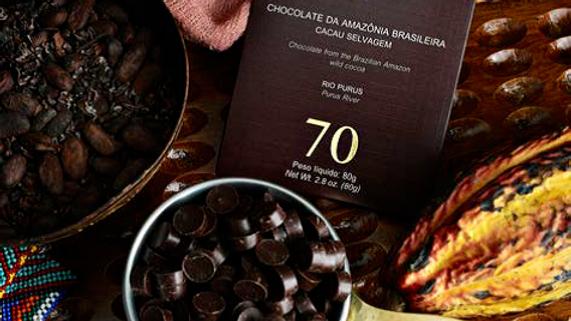 Luisa Abram - Chocolate da Amazônia - Rio Purus 70% 80g