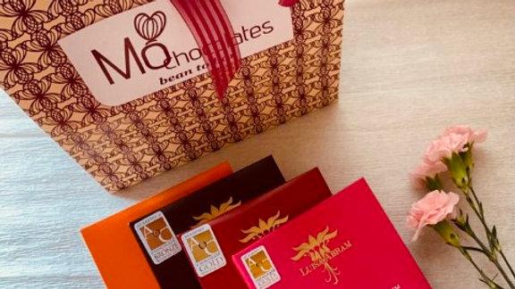 Sacola Presente – Degustação de Chocolates da Amazônia Luisa Abram