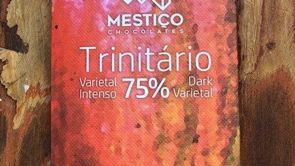 Mestiço - Chocolate Trinitário 75% Cacau 50g