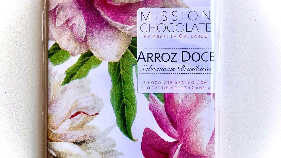 Mission Chocolate - Arroz Doce - Sobremesas Brasileiras 60g
