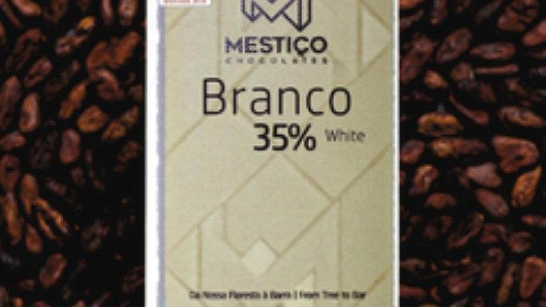 Mestiço - Chocolate Branco 35%  50g