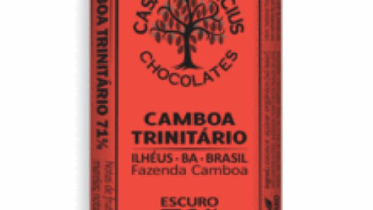 Casa Lasevicius - Chocolate Camboa Trinitário - 71%  40g