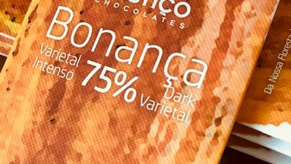 Mestiço - Chocolate Bonança 75% Cacau 50g