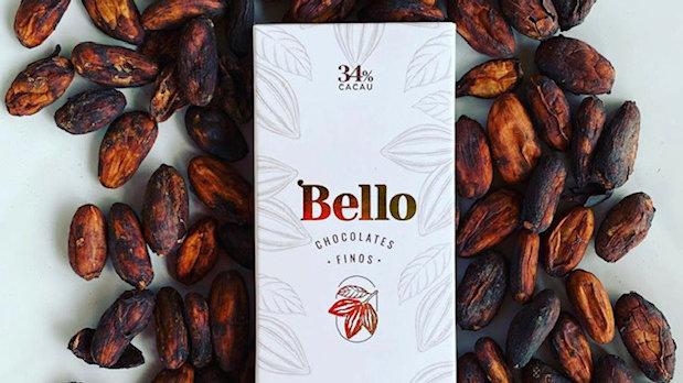 Bello - Chocolate Branco 34% Cacau  50g