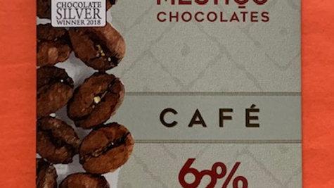 Mestiço - Chocolate 62% Cacau com Café 50g
