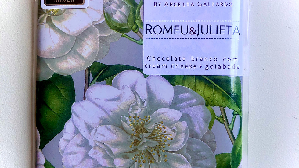 Mission Chocolate - Romeu & Julieta  60g