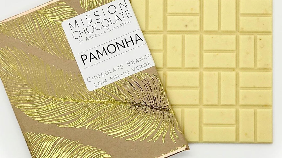 Mission Chocolate - Pamonha  60g