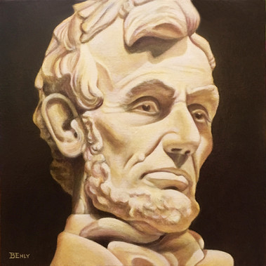 Lincoln, after Daniel Chester French