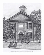 Lawrenceville Female Seminary, Lawrenceville, GA