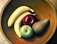 Les Bol de Fruits