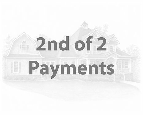 Custom Portrait of Your Home in Pencil - Final Payment + Shipping