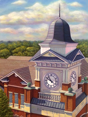 Time Enough - Duluth City Hall