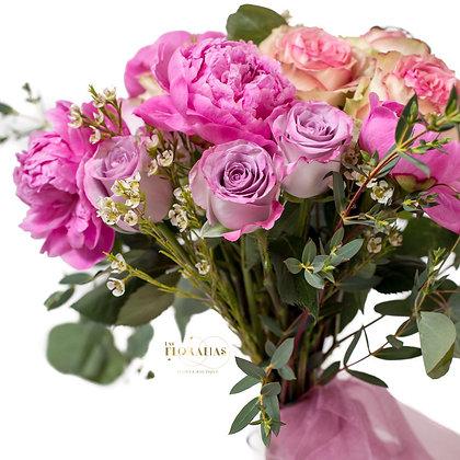 1 Hour Bouquet Live Class